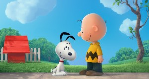 "For the first time ever, Snoopy, Charlie Brown and the rest of the gang we know and love from Charles Schulz's timeless ""Peanuts"" comic strip will be making their big-screen debut in THE PEANUTS MOVIE. ©20th Century Fox / Peanuts LLC. CR: Blue Sky Animation."