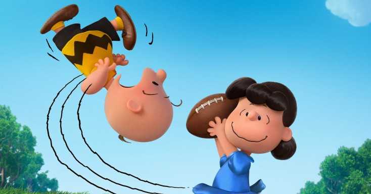 Photos: 'Peanuts' Pop in 3D