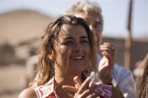 Cote De Pablo as Jessica in THE 33. ©Alcon Entertainment. CR: Beatrice Aguirre.