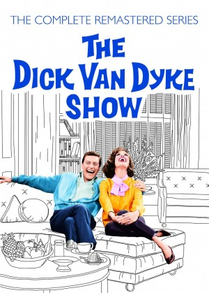 THE DICK VAN DYKE SHOW: THE COMPLETE REMASTERED SERIES. (DVD Artwork). ©Imsge Entertainment.