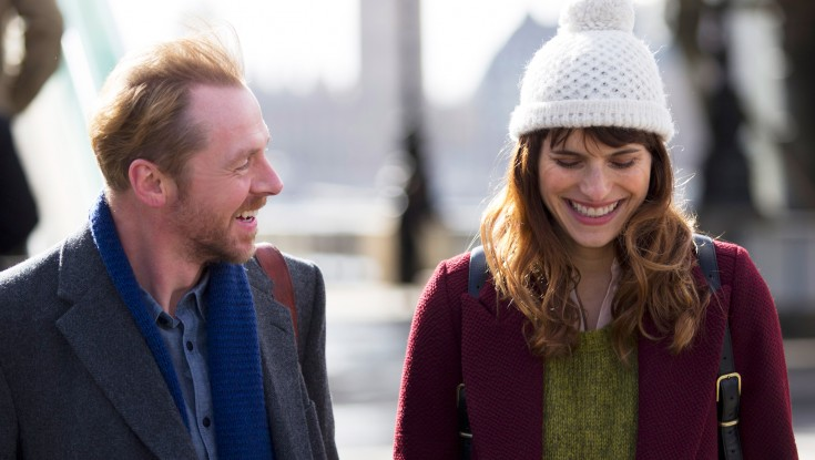 Photos: EXCLUSIVE: Lake Bell Hijacks Date in Rom-Com 'Man Up'