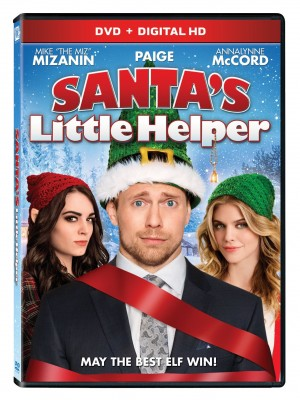 SANTA'S LITTLE HELPER. (DVD Artwork). ©20h Century Fox.
