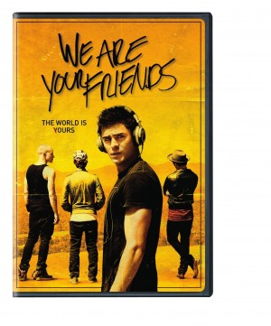 WE ARE YOUR FRIENDS. (DVD Artwork). ©Warner Bros. Entertainment.