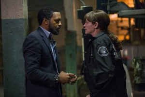 (L-R) CHIWETEL EJIOFOR and JULIA ROBERTS star in SECRET IN THEIR EYES