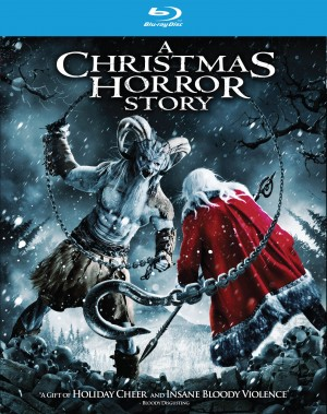 A CHRISTMAS HORROR STORY. (DVD Artwork). ©Image Entertainment.