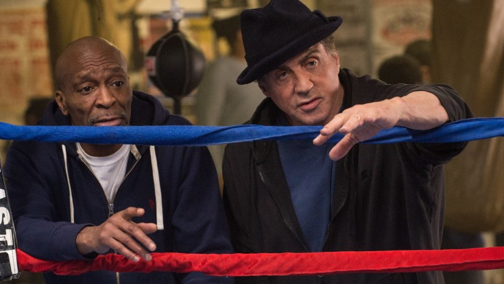 Seven's the Charm for Sylvester Stallone in 'Creed'