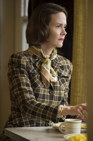 SARAH PAULSON stars in CAROL ©The Weinstein Company. CR: Wilson Webb.