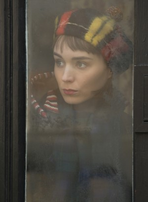 ROONEY MARA stars in CAROL. ©The Weinstein Company. CR: Wilson Webb.