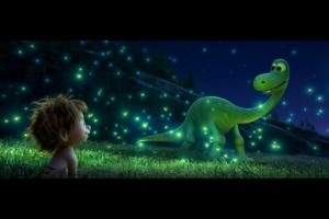 A scene from THE GOOD DINOSAUR. ©Disney/Pixar.