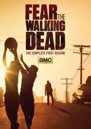 FEAR THE WALKING DEAD: THE COMPLETE FIRST SEASON. ©AMC.