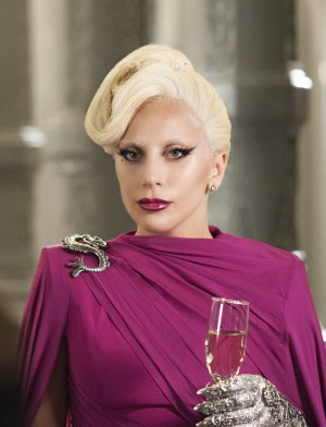 Lady Gaga as The Countess in AMERICAN HORROR STORY. ©FX Networks. CR: Prashant Gupta/FX