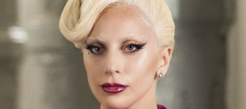 Lady Gaga Vamps it Up on 'AHS: Hotel'