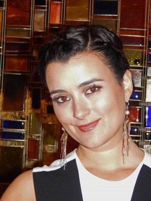 "Cote de Pablo stars in the Chilean miners rescue drama ""The 33."" CR: Lynn Barker"