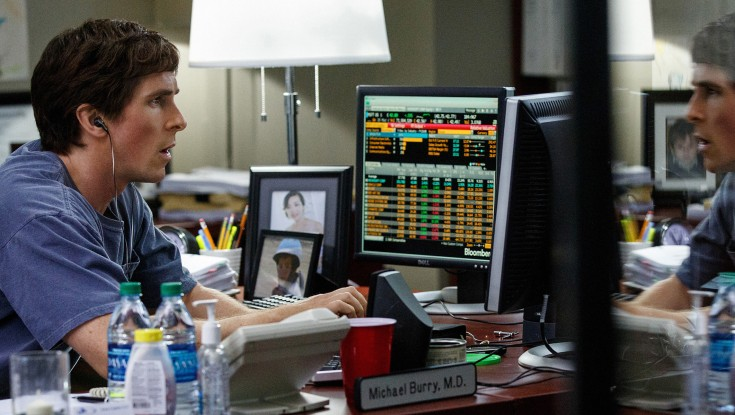 Photos: Christian Bale, Steve Carell and Ryan Gosling Talk on 'The Big Short'