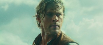 Chris Hemsworth in Whale of a Tale 'Heart of the Sea'