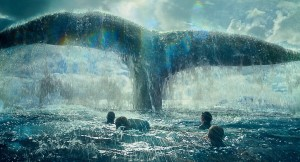 A scene from IN THE HEART OF THE SEA, starring Chris Hemsworth. ©Warner Bros. Entertainment.