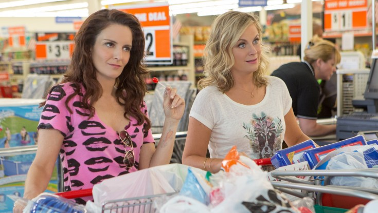 Tina Fey, Amy Poehler Play 'Sisters' in Comedy