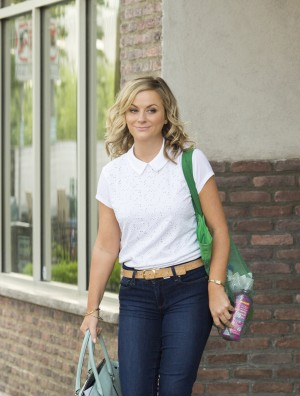 Amy Poehler stars as Maura Eillis in SISTERS. ©Universal Pictures. CR: K.C. Bailey.