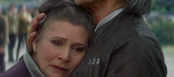 Harrison Ford and Carrie Fisher Reprise Iconic Roles in 'Star Wars: The Force Awakens'