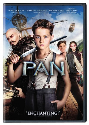 PAN. ©Warner Home Entertainment.