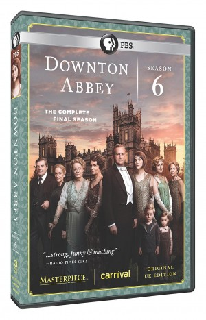 DOWNTON ABBEY: SEASON 6. ©RLJ Entertainment.