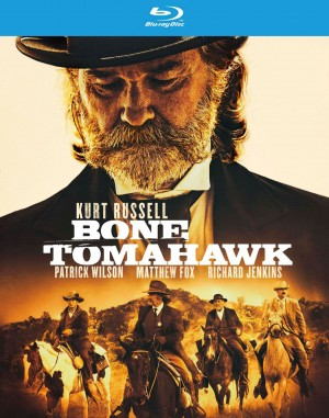 BONE TOMAHAWK. (DVD Artwork). ©Image Entertainment.