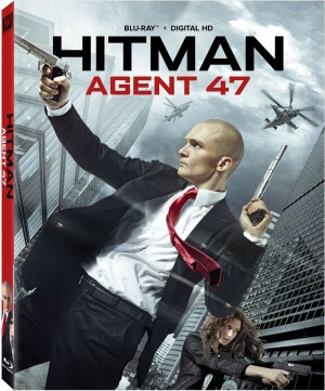 HITMAN AGENT 47. (DVD Artwork). ©20trh Century Fox.