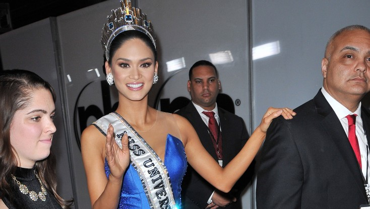 Photos: Miss Philippines named Miss Universe 2015 after Steve Harvey Snafu