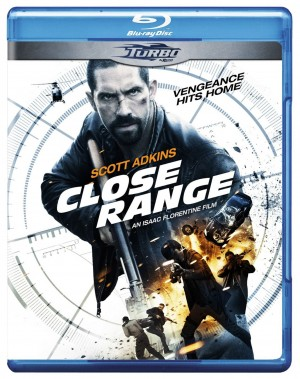 CLOSE RANGE. (DVD Artwork). ©XLRator.