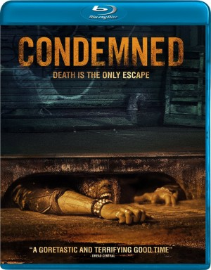 CONDEMNED. (DVD Artwork). ©Image Entertainment.
