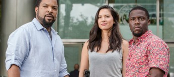 Photos: EXCLUSIVE: Olivia Munn Onboard for 'Ride Along 2'