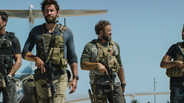 No Time for Politics in '13 Hours'