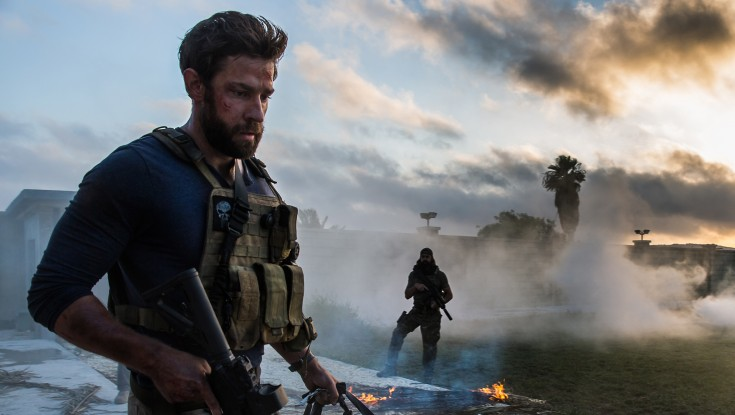 Photos: No Time for Politics in '13 Hours'