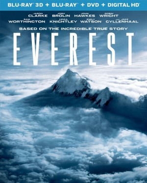 EVEREST. (DVD Artwork). ©Universal Home Video.