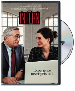 THE INTERN, (DVD Artwork). ©Warner Home Video.
