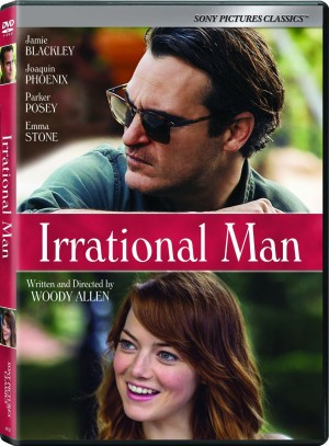 IRRATIONAL MAN. (DVD Artwork). ©Sony Pictures Classics.