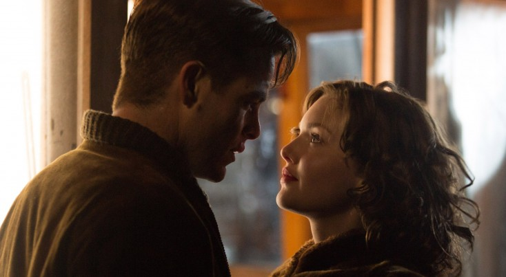 Holliday Grainger Shores Up Waiting Fiancee Role in 'Finest Hours'