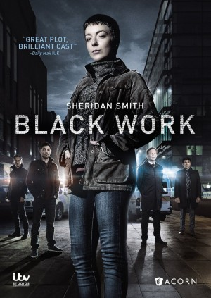 BLACK WORK. (DVD Artwork). ©Acorn.
