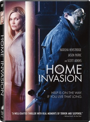 HOME INVASION. (DVD Artwork). ©Sony Home Entertainment.