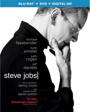 STEVE JOBS. (DVD Artwork). ©Universal.