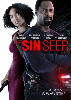THE SIN SEER. (DVD Artwork). ©image Entertainment.