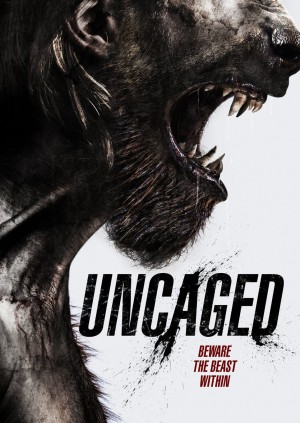 UNCAGED. (DVD Artwork). ©Image Entertainment.