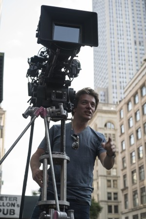 Director Christian Ditter on the set of HOW TO BE SINGLE. ©Warner Bros. Entertainment. CR: Nicole Rivelli.