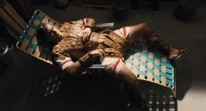 GEORGE CLOONEY is Baird Whitlock in HAIL, CAESAR!. ©Universal Studios.