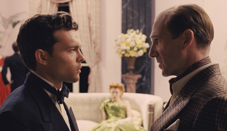 Photos: Alden Ehrenreich Ropes a Leading Role in 'Hail, Caesar!'