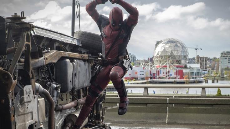 Photos: Demented 'Deadpool' Redeems Reynolds