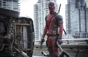 Ryan Reynolds stars Deadpool in DEADPOOL. ©20th Century Fox / Marvel. CR: Joe Lederer.