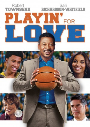 PLAYIN' FOR LOVE. (DVD Artwork). ©Image Entertainment.