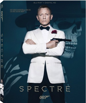 SPECTRE. (DVD Artwork). ©20th Century Fox.
