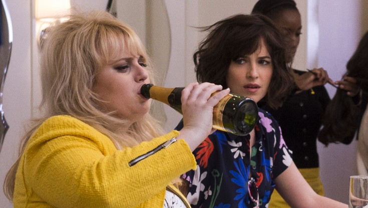 Photos: Rebel Wilson Talks on 'How to Be Single'